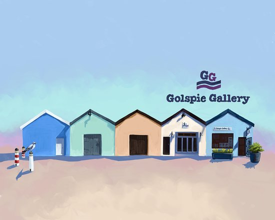 Golspie, UK: Craft & Art Gallery, with Studios. Original and Different.