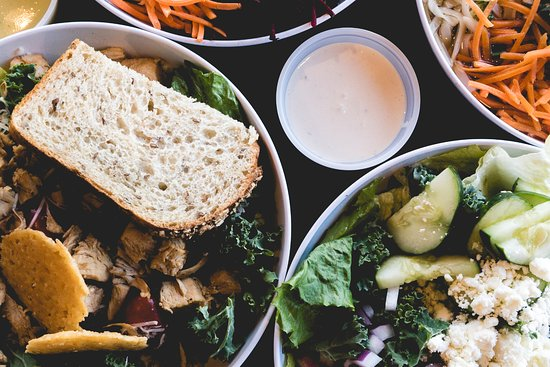 Fairlawn, OH: Greens, Grains, and Broth Bowls at CoreLife Eatery