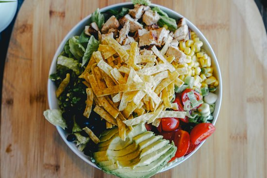 Fairlawn, OH: Southwest Grilled Chicken and Wild Rice Grain Bowl