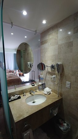 Grand Oasis Palm: Sink in the room