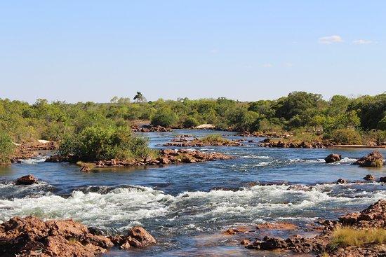 Jalapao 4X4 Turismo E Aventura: Os rios e riachos encontrados no Parque Estadual do Jalapão.
