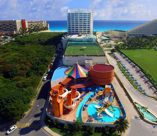 Seadust Cancun Family Resort Now 145 Was 2 2 9 All