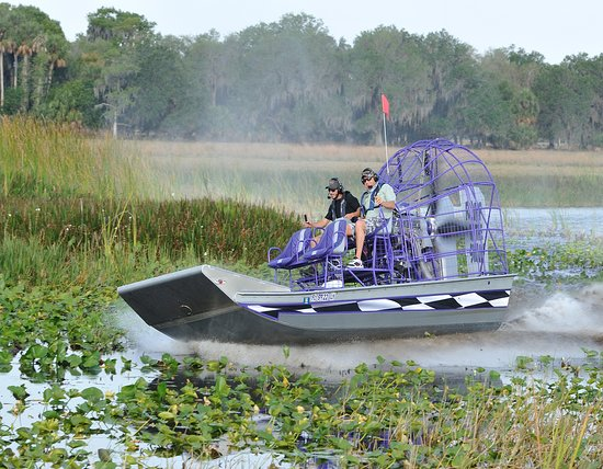 Boggy Creek Airboat Adventures (Kissimmee) - 2019 All You Need to