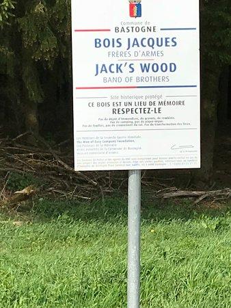 Bois de la Paix : Erinnerungen