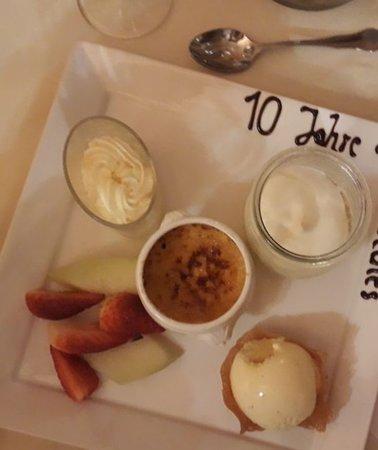 Nettetal, Alemania: Dessert