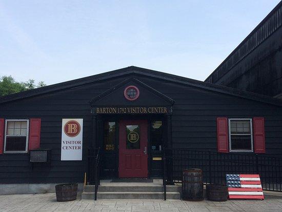 Barton 1792 Distillery: Visitor Center