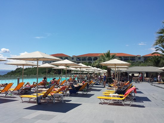 Akrathos Beach Hotel照片