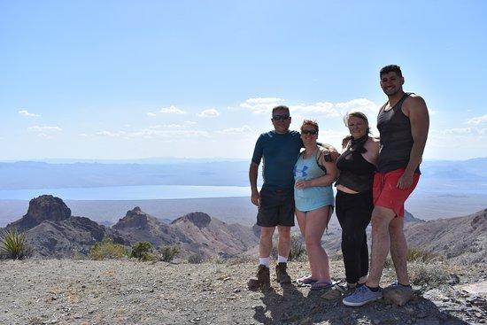 Dolan Springs, AZ: Group pic