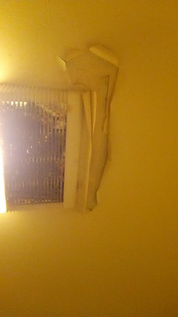 Waterford, NY: Nasty Bathroom Vent