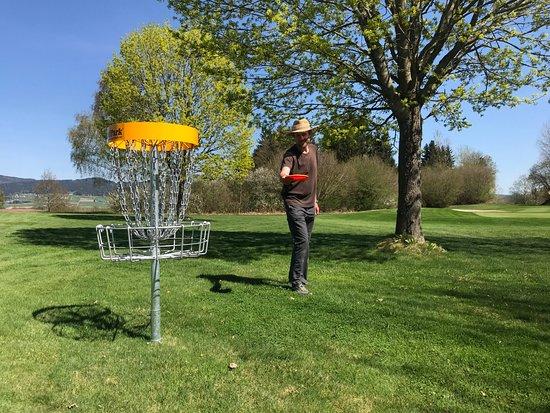 Ulrichsberg, Österreich: Disc-Golf-Parcours