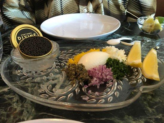 Pigeonhole: Russian caviar
