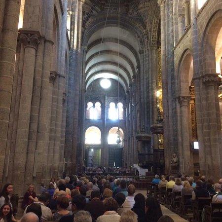 Καθεδρικός ναός Σαντιάγο ντε Κομποστέλα (Κατεντράλ ντε Σαντιάγο ντε Κομποστέλα) Φωτογραφία
