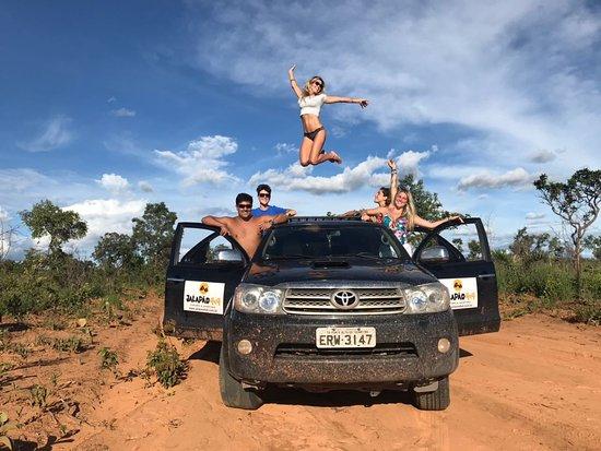 Jalapao 4X4 Turismo E Aventura: Que grupo incrível, essa expedição foi de mais!