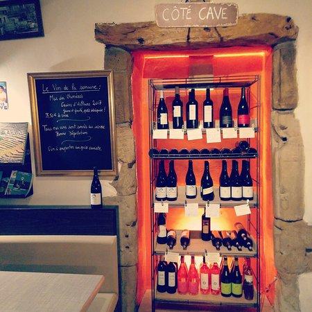 Octon, France: Café de la Place