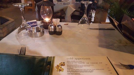 Danae Tavern: appetizers