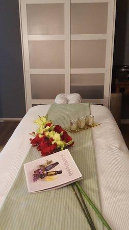 Dania Beach, فلوريدا: Acupuncture Room