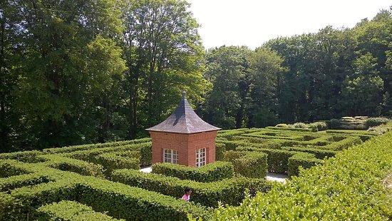 Choisel, Francja: Labyrinthe du Château de Breteuil