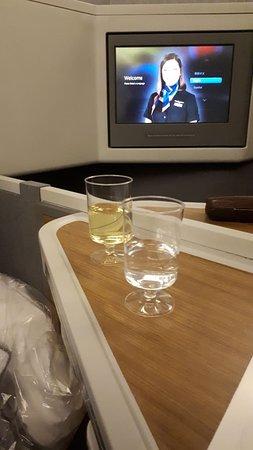 Bilde fra American Airlines