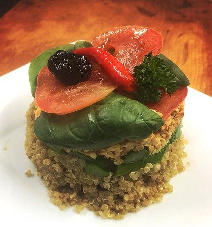 Franklin, Estado de Nueva York: Quinoa Salad