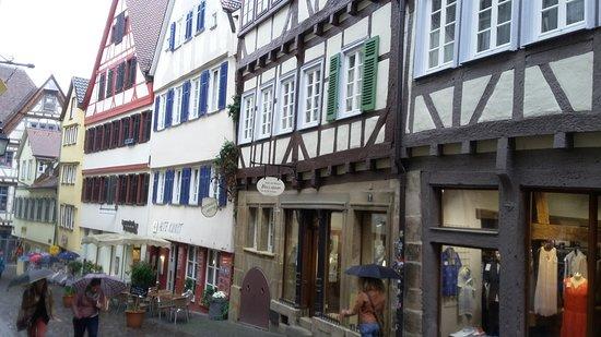 Historische Altstadt Tübingen: Tübinger Altstadt