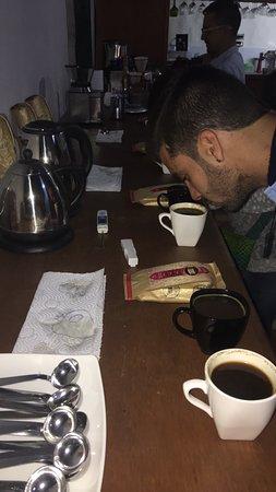 El Bodegón de Toñita: CAPACITANDONOS, EL MEJOR CAFE