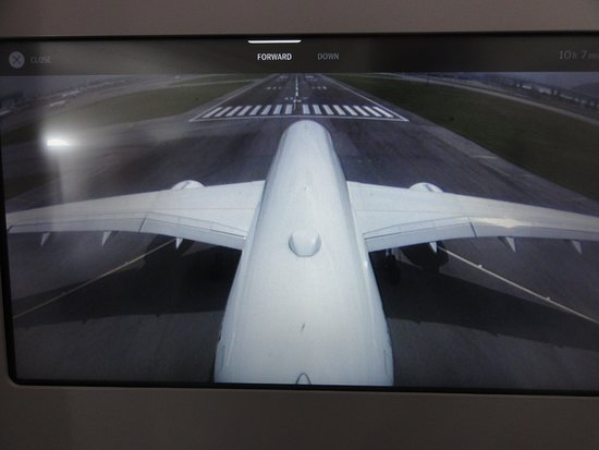 Finnair: Coming in to land