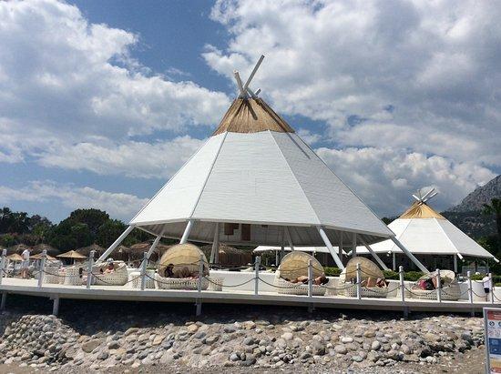 復興安塔利亞海灘溫泉渡假村照片
