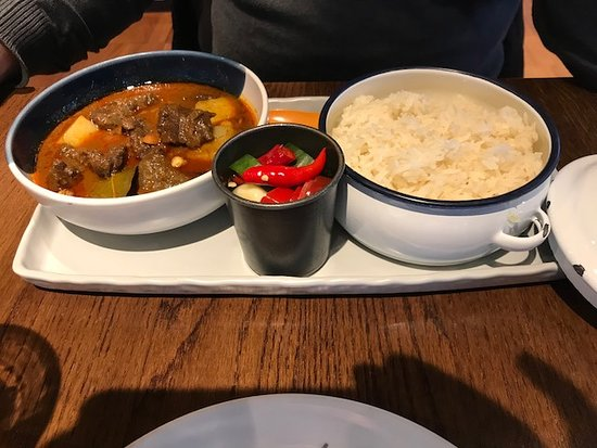 Greyhound Cafe UK: Lunch