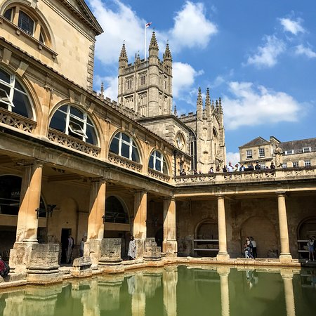 Roman Baths Museum : photo1.jpg