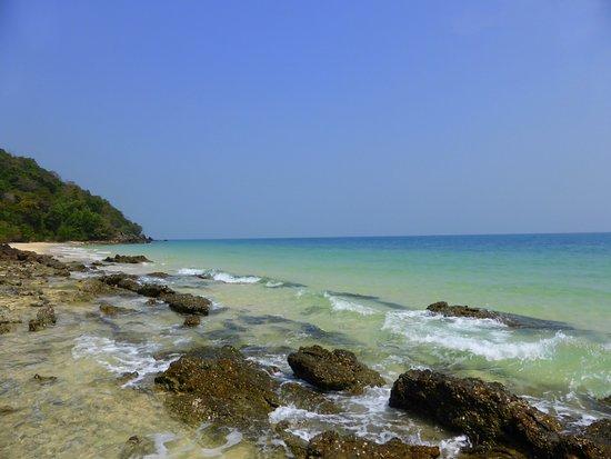 Ao Sai Beach sehr schön im Süden der Insel Ko Yao Yai