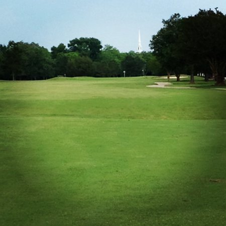 Mobile, AL: 18th Fairway