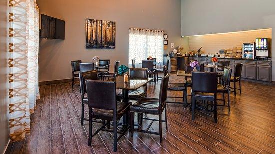 Best Western Butner Creedmoor Inn: Breakfast Area