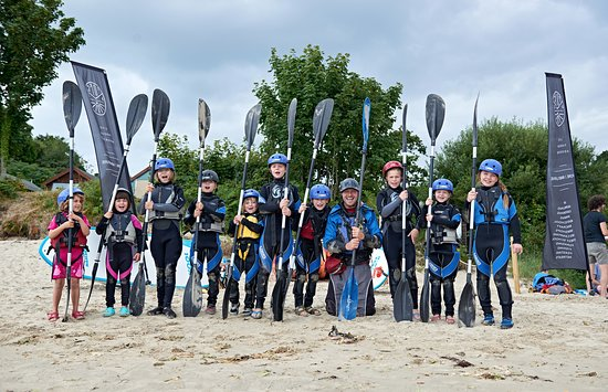 Fore/Adventure: childrens adventure days in dorset