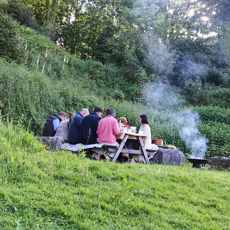 Fore/Adventure: outdoor cooking events