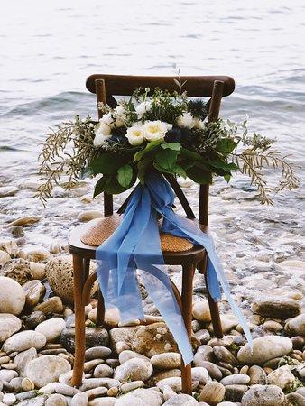 Vistamare Event Location: fiori e mare