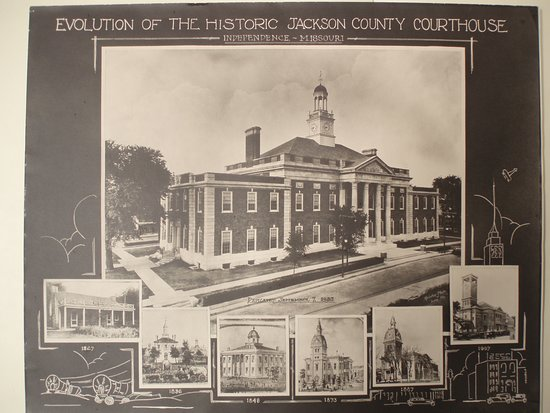 Independence, Missouri: Revolution of the Courthouse