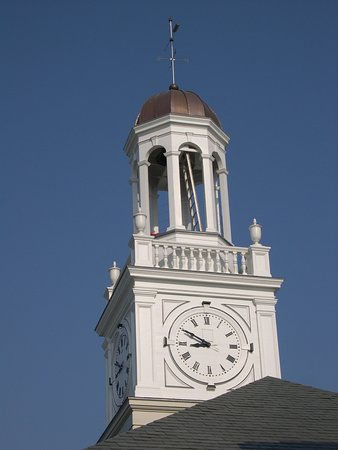 Independence, MO: Clock tower