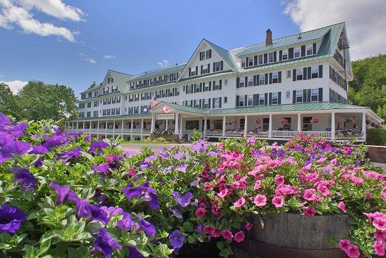 Eagle Mountain House & Golf Club in Jackson, New Hampshire.