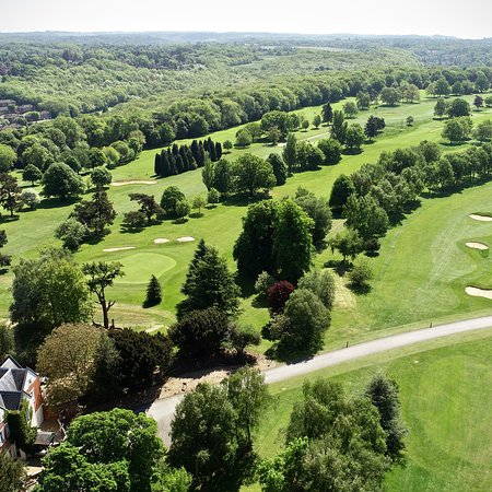 Coulsdon Manor & Golf Club: Not just a hotel, an oasis in South London ideal for a quick round of golf and relax before your