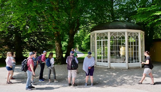 Fraulein Maria's Bicycle Tours: The Pavilion from 'I am 16...'