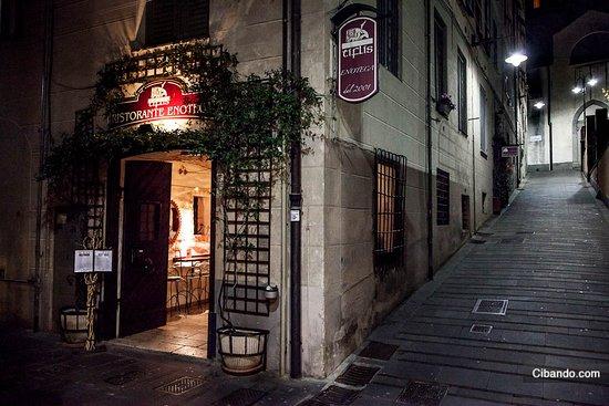 Tiflis Braceria Pizzeria: Entrata principale