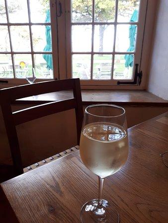 Jonkershuis Restaurant at Groot Constantia: Sauvignon Blanc at Groot Constantia
