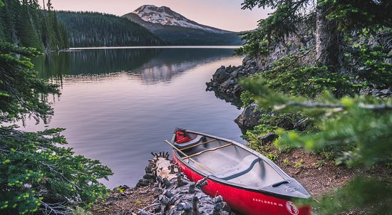 Bend, OR: Sparks Lake