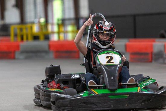Duncan, SC: Karting