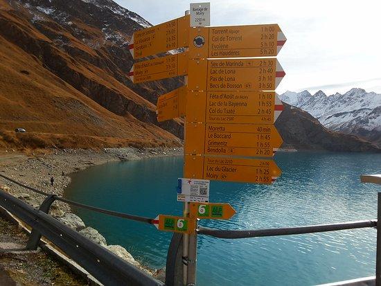 Anniviers, Switzerland: Et... idées pour se balader ailleurs...