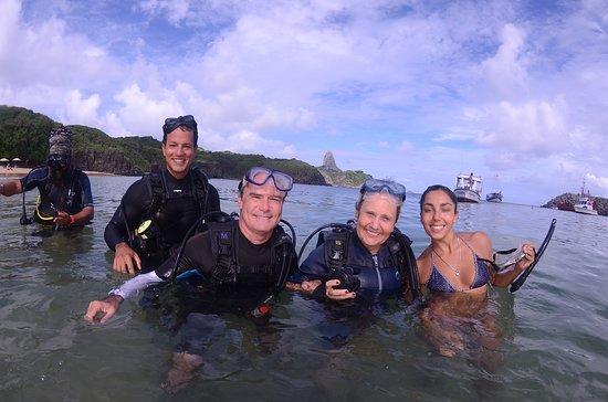 Programa obrigatório em Fernando de Noronha!! Mergulho no Mar de Noronha!!