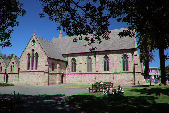 St John's Anglican Church, Fremantle