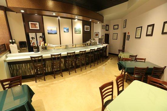 Blue Lake, CA: Alice's Sushi Bar