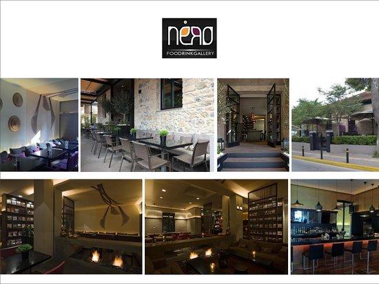 Nero: Indoor No Smoking Restaurant Area & Outdoor free Areas