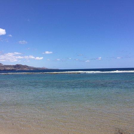 写真Playa de Las Canteras枚